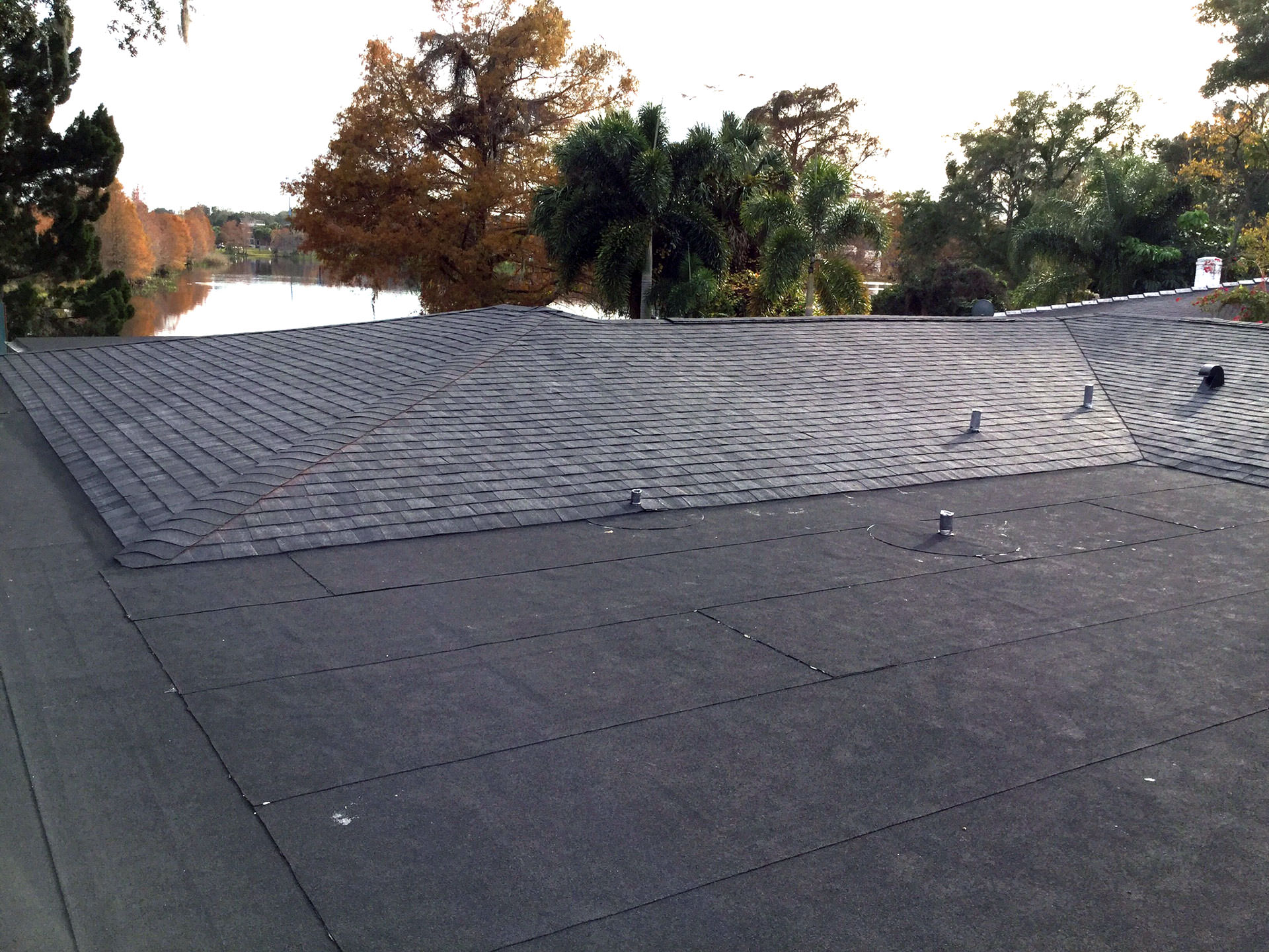 Flat Roofing Services Gulf Western Roofing South
