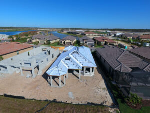 new construction roof